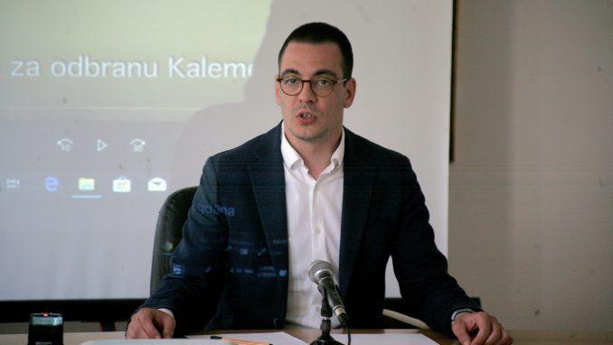 Opštinsko veće Starog grada raspisalo referendum o radovima u Beogradu