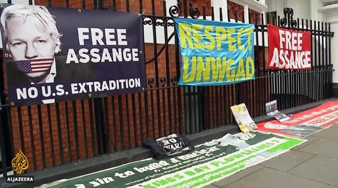 Švedska zatražila izdavanje naloga za hapšenje Asanža