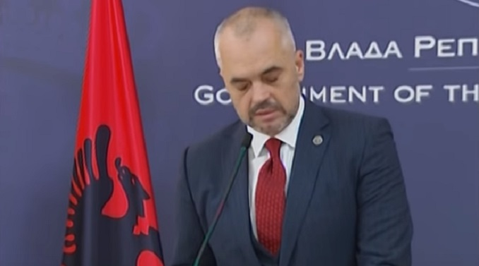 Rama: Nema otvaranja granica između Albanije i Kosova bez pristanka Srbije. Priština ugrožava spoljnu politiku Albanije.