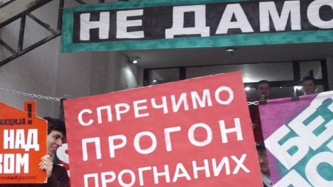 """""""Krov nad glavom"""": """"Ne dozvoli da 1. januar 2020. postane dan od kada će izvršitelji biti vlast, a dužnici – robovi!"""". Protest u nedelju 26. maja u Beogradu"""