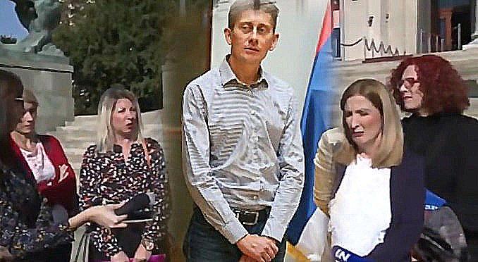 Otpuštene profesorke iz Ćuprije: Martinović je poniženje za sve koji pošteno školuju svoju decu. Dokle će on i njegovi biti iznad zakona?