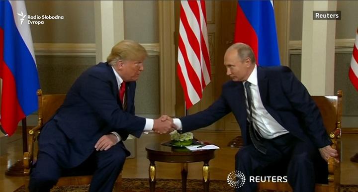 Tramp i Putin razgovarali o krizi u Venecueli, o Severnoj Koreji i Ukrajini