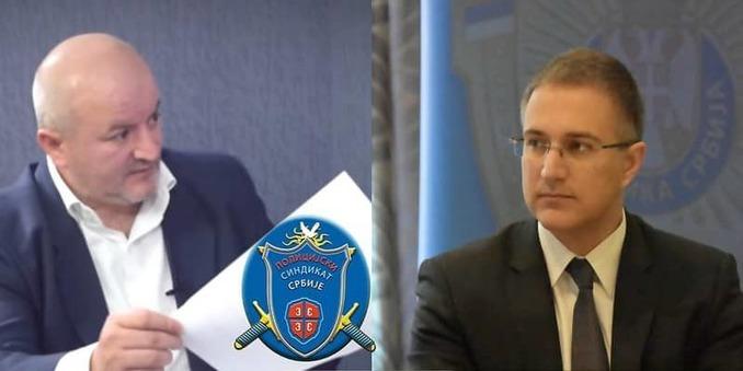 Mijailović: Ministre, po Vašem Pravilniku svaki policajac koji interveniše dolazi u poziciju da zbog toga izgubi službu?