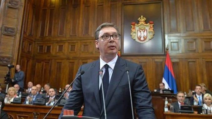 Vučić: Ne bude li kompromisa, pitanje trenutka kada će Albanci napasti