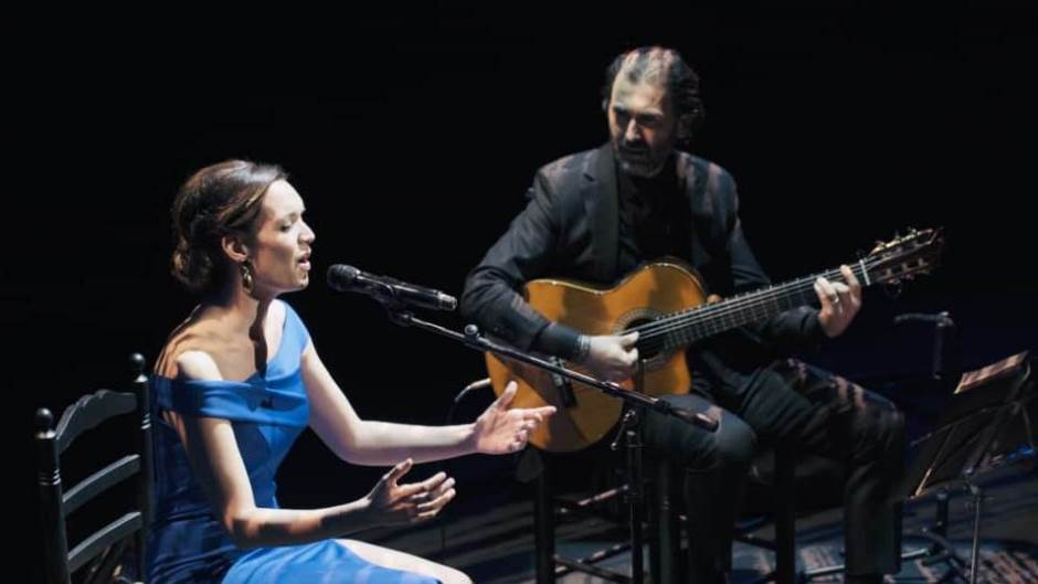 Tamara Jokić na bini s prvom damom fada – Marizom