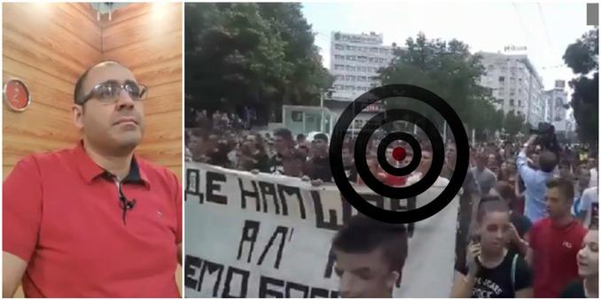 Đukanović optužio dete od 14 godina da ruši Vučića i stavio mu metu na čelo!