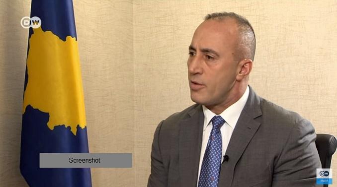 Haradinaj: Ni na stolu, ni iza naših leđa, granica više nikad neće biti dirnuta