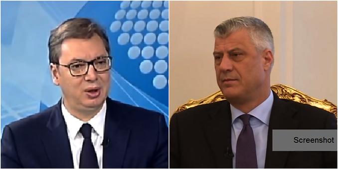Tači i Vučić danas u Bratislavi?