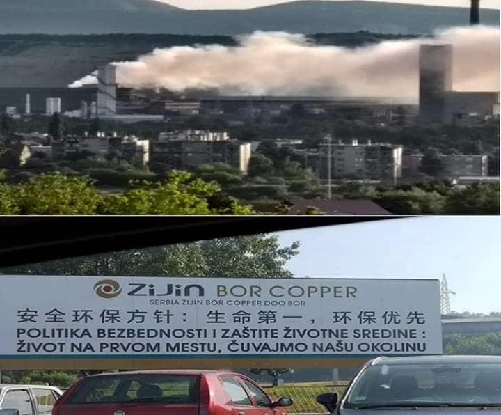 Država u Boru prevarila i građane i Kineze