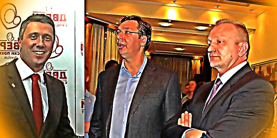 Boško Obradović: Ako otkrijemo da su Đilas i Vučić sve vreme zajedno poslovali, imali zajedničke firme i delili novac – neće nas iznenaditi