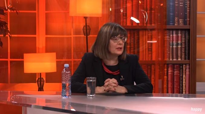Maja Gojković u bolnici zbog stresa