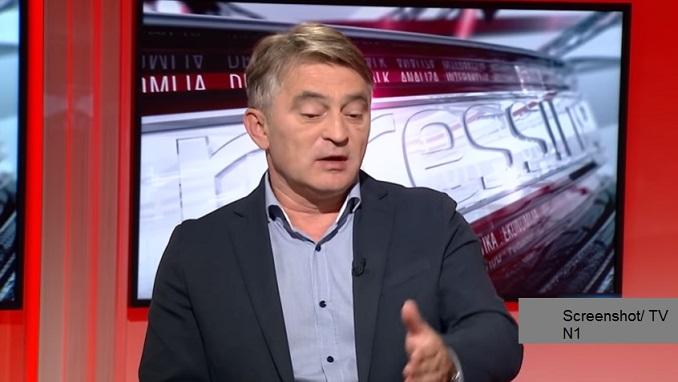 Komšić: Na trilaterali sa Vučićem i Erdoganom o granici, Drini i Kosovu