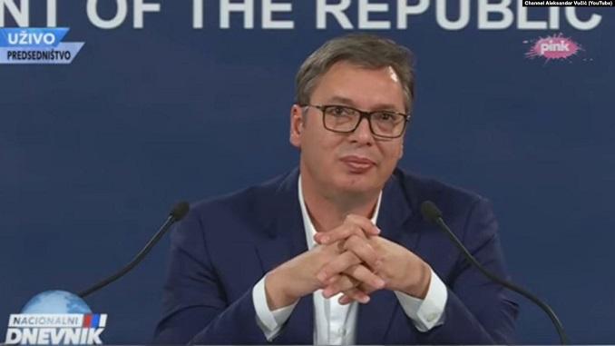 Vučić dočekuje prvi teretni voz koji dolazi iz Kine!