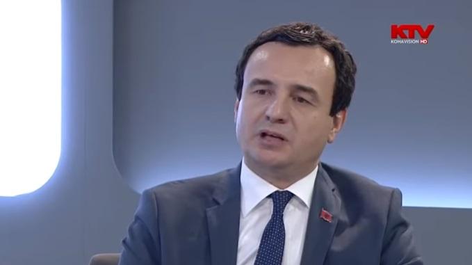 Kurti: Preispitaćemo sve sporazume sa Srbijom