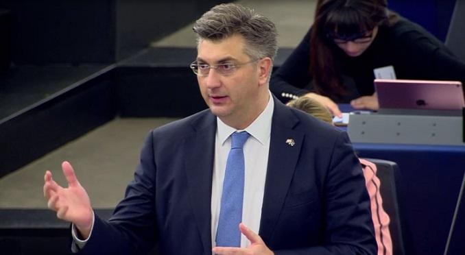 Plenković: Hrvatskoj više od deset milijardi evra od Evropske unije