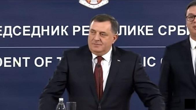 Dodik: Skupština RS odlučna da vrati otete nadležnosti