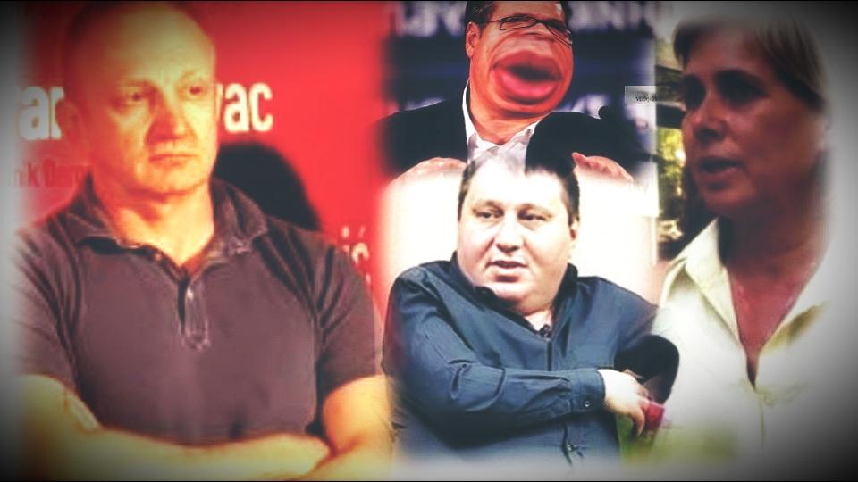 SSP: Poreska uprava poklanja desetine miliona Srđanu Milovanoviću vlasniku TV Prva i O2, dok Maja Pavlović štrajkuje glađu!