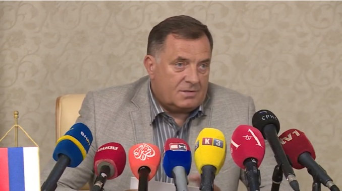 Dodik: U subotu sastanak srpskih političkih lidera sa Vučićem