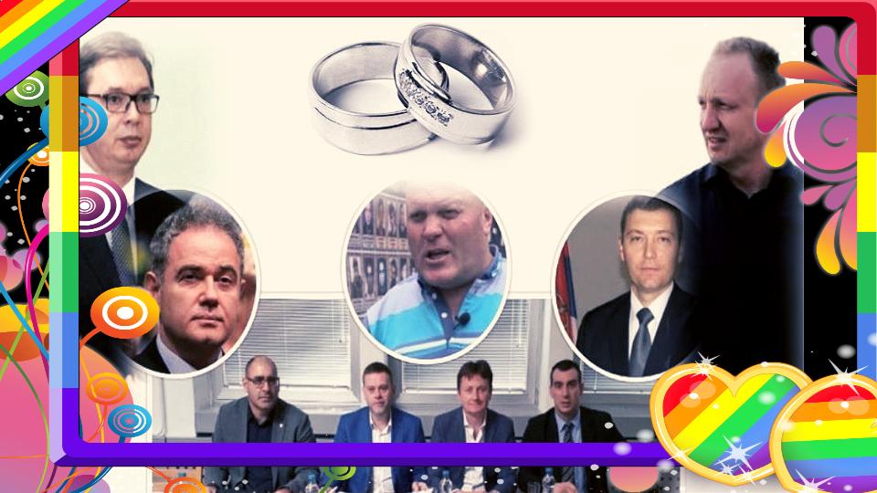 Pregovori oko udaje, Simo dočekao goste: Đuka, Lutovac, Glišić, Zelenović, Orlić, DSS, LDP, SMS, NS prvi, NS drugi i znatiželjne komšije