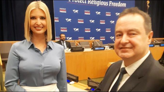 Dačić na konferenciji u UN o zaštiti verskih sloboda