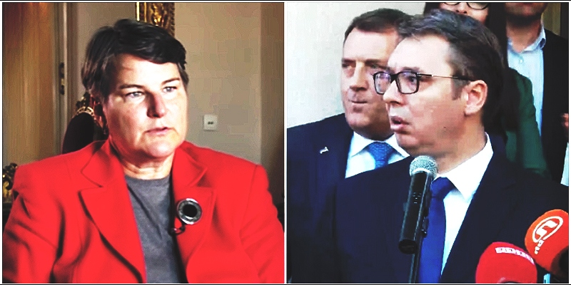 Rektorka odgovorila Vučiću: Profesor je dužan da je uz studente