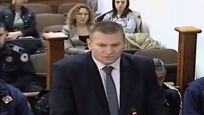 MUP Crne Gore odbio da dodeli azil Saši Sinđeliću