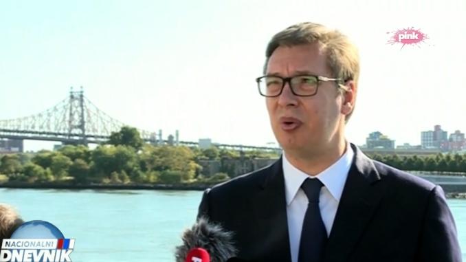 "Vučić: ""Đubre izdajničko sam… zbog čega?"""