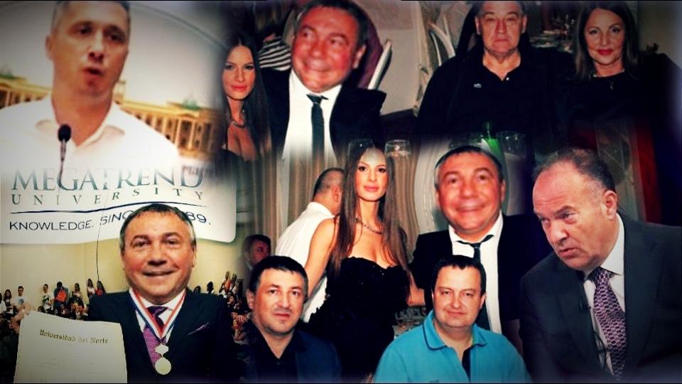 Obradović: Glavni prodavac diploma je lažni doktor nauka Mića Megatrend, štićenik SPS-a. Lažni doktorati i u Šarčevićevom ministarstvu!