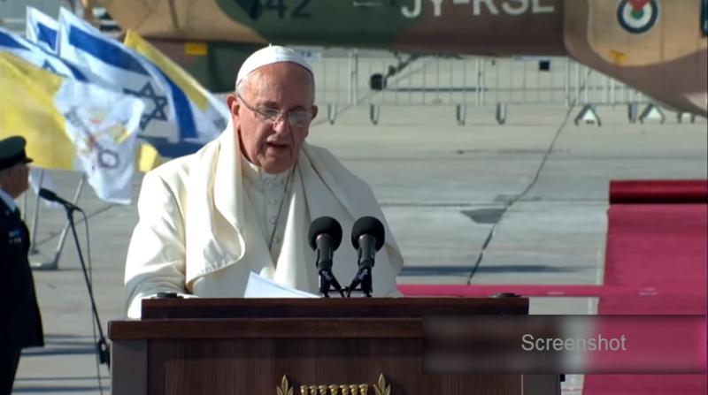Papa: Ostavite mobilne telefone i razgovarajte