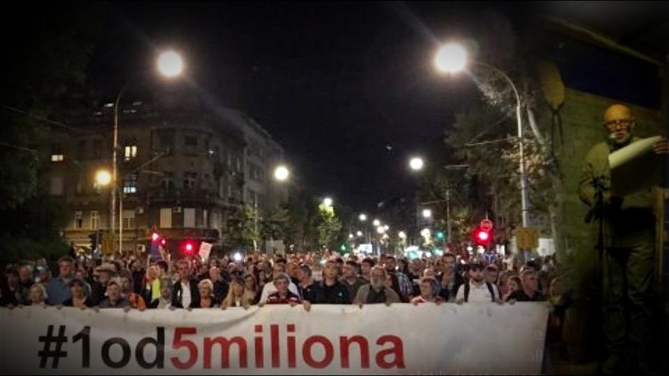 1 od 5 miliona – Rale Milenković: Teror trpimo 7 godina. Više nećemo!