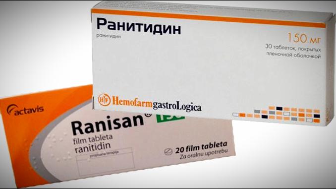 Lekovi ranisan i ranitidin zbog kancerogene supstance se povlače sa tržišta