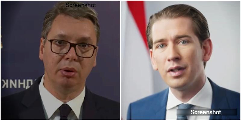 Vučić: Sve najbolje mom prijatelju Kurcu