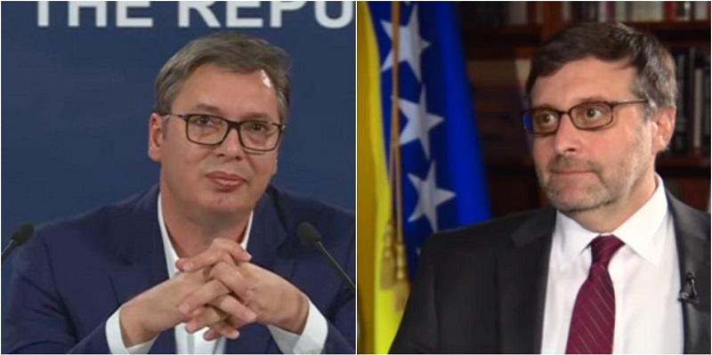 Vučić razgovarao telefonom sa Palmerom, susret za deset dana