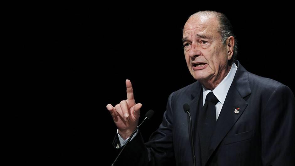 Preminuo bivši predsednik Francuske Žak Širak