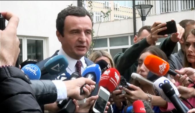 Kurti: Mafija je jedini sektor integrisan u celosti na zapadnom Balkanu