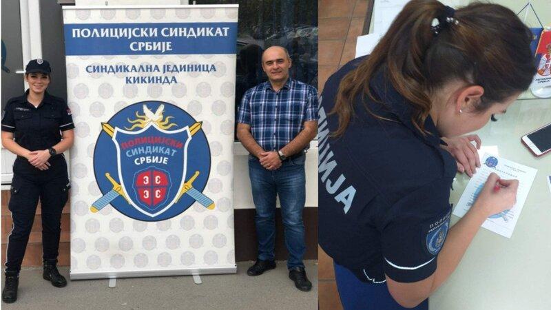 Zoran Pađen: Zašto je važno biti član Policijskog sindikata Srbije