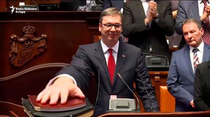 """Predsednik  Republike Srbije: """"Nema priznanja Kosova u AKTUELNIM GRANICAMA"""""""