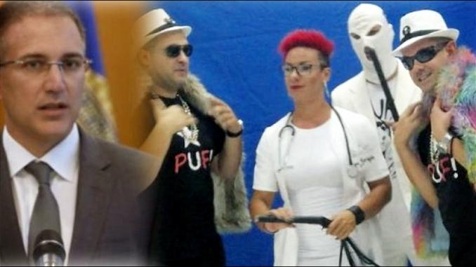 Ministar Stefanović osudio PUF zbog provociranja policije u Zrenjaninu