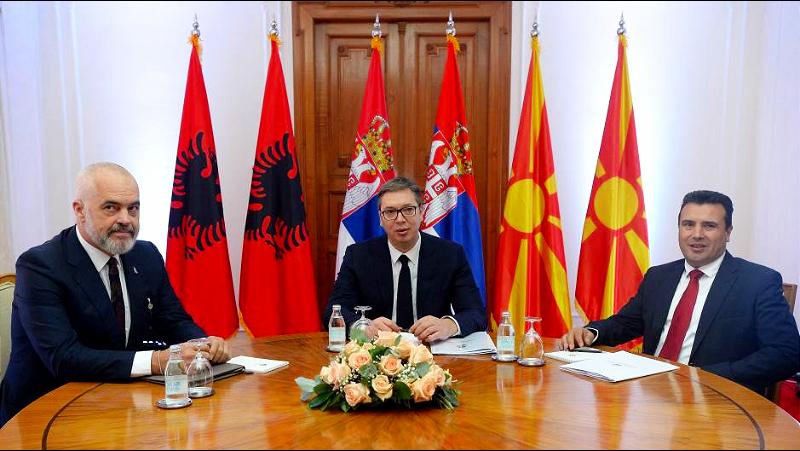 """Albanija će se povući iz balkanskog """"mini Šengena"""", ako Priština ne bude uključena"""