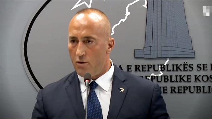 Haradinaj neće biti poslanik u Skupštini Kosova