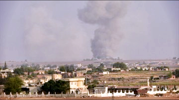 """Turska vojna akcija u Siriji; """"Napadaju civilna područja, ljudi su u panici""""; Kurdi uzvratili?"""