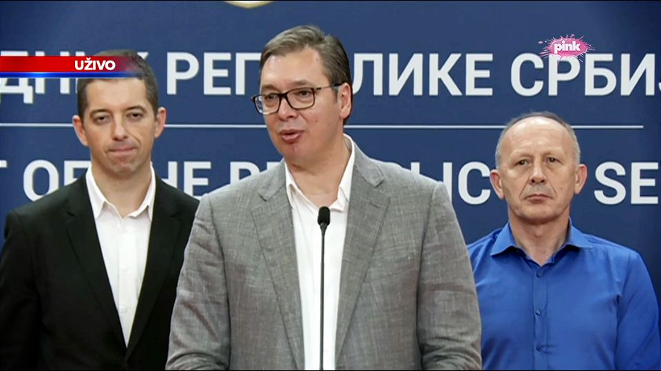 Vučić: Izmislili su priču o trovanju kovertama, cilj je uništenje Srpske liste