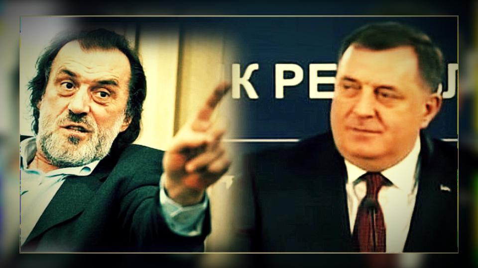 Dodik: Jebeš Vuka Draškovića! Budućnost Srpske je u ujedinjenju sa Srbijom!