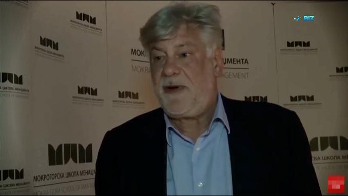 Drakulić: Ako ne dignemo privredu na viši nivo ugasili smo svetlo
