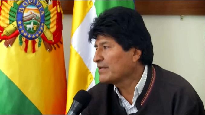 Morales saopštio da će podneti ostavku na mesto predsednika