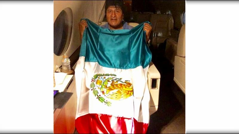 Morales: Meksiko mi je spasao život