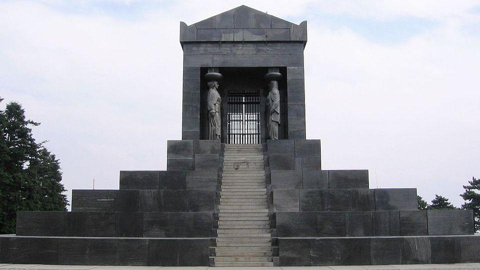 Masonski hram na Avali?!