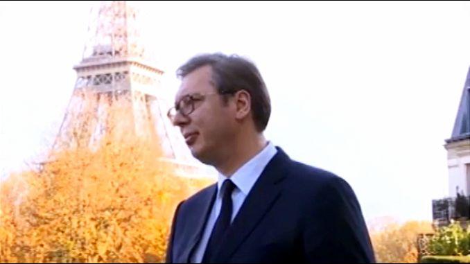 Vučić posle sastanka sa Makronom i Tačijem: Kurti možda ne bude premijer