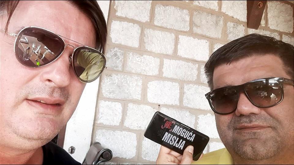 Goran Marković bivši TV voditelj i kum Saše Mirkovića uhapšen u Zagrebu