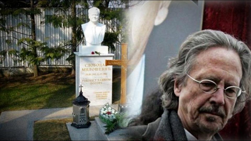Handke: Miloševićev grob je grob Jugoslavije